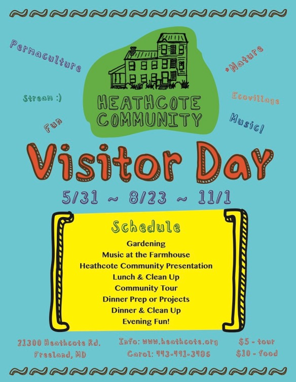 HeathcoteVisitorDay